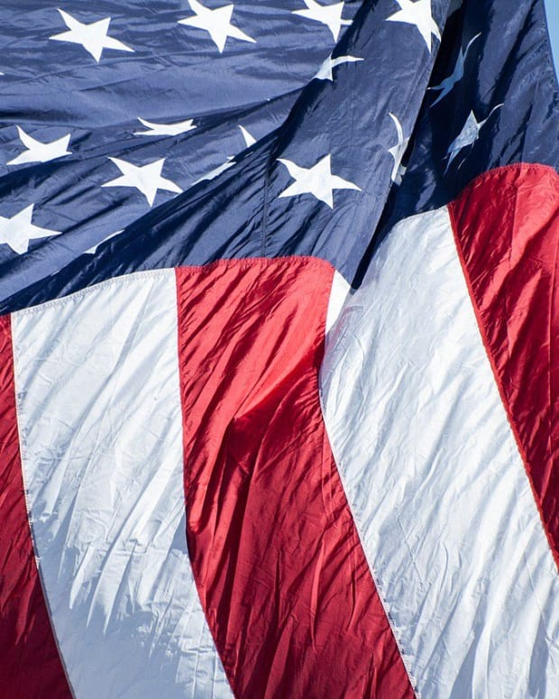 Majority Of Americans Say Nation Has Hit Rock Bottom Promo Image