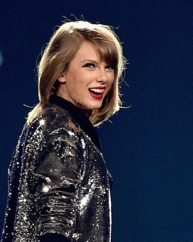 Taylor Swift Sparks Controversy With Nude Clip (Video) Promo Image