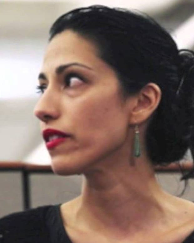 Anthony Weiner And Huma Abedin Cancel Divorce In Court Promo Image
