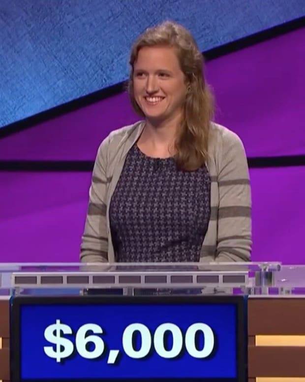 Contestant insults liberals with hilariously wrong answer during Jeopardy appearance Promo Image