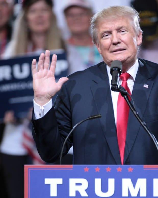 Trump Retweets Alt-Right Conspiracy Theorist  Promo Image