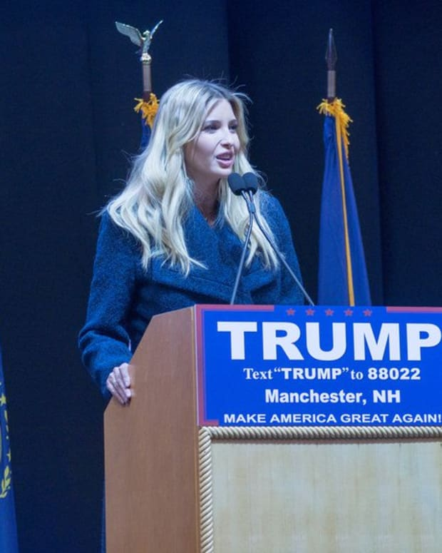 Ivanka Trump Implies That Roy Moore Is Going To Hell  Promo Image