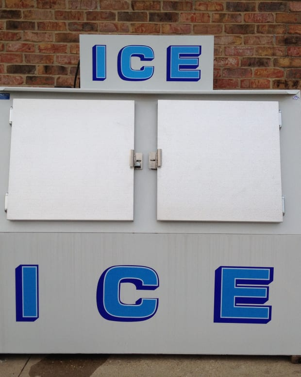 Fast Food Ice Machines Contaminated With Fecal Matter Promo Image