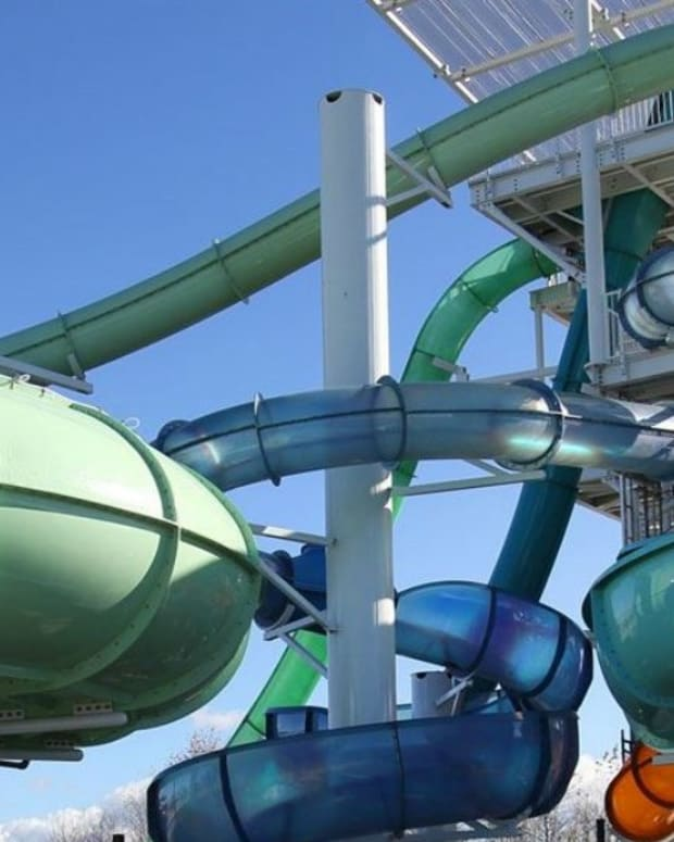 Family Sues After Son Thrown From Water Slide (Video) Promo Image