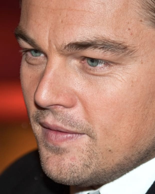 Leo DiCaprio Flies 8,000 Miles For Environmental Award Promo Image