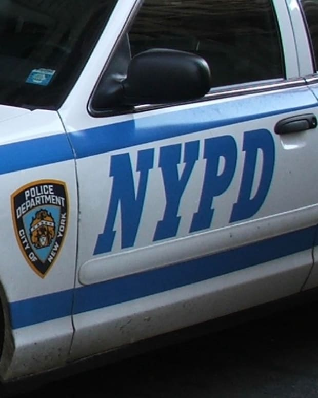 NYPD Cop Encouraged Niece To Use 'N-Word' (Video) Promo Image