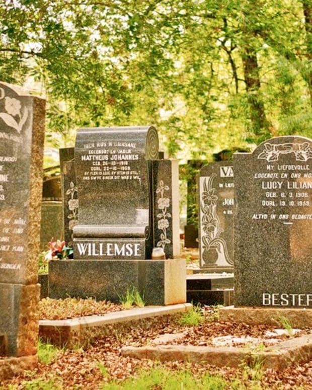 Company Repossesses Child's Grave Over Money Dispute (Photo) Promo Image