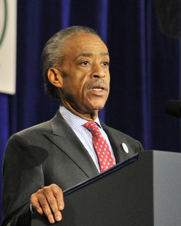 Sharpton: Public Shouldn't Pay For Jefferson Memorial (Photo) Promo Image