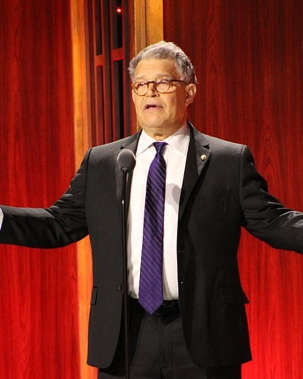 Second Woman Says Sen. Al Franken Groped Her Promo Image