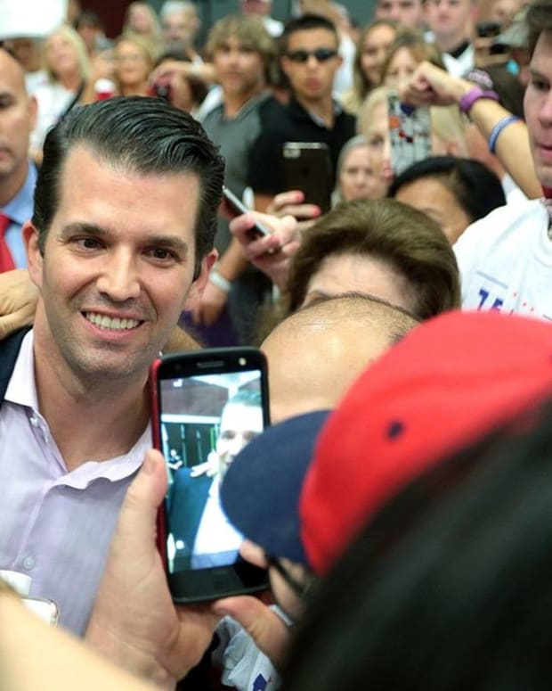 Trump Campaign Received Follow-Up To Trump Jr. Meeting Promo Image