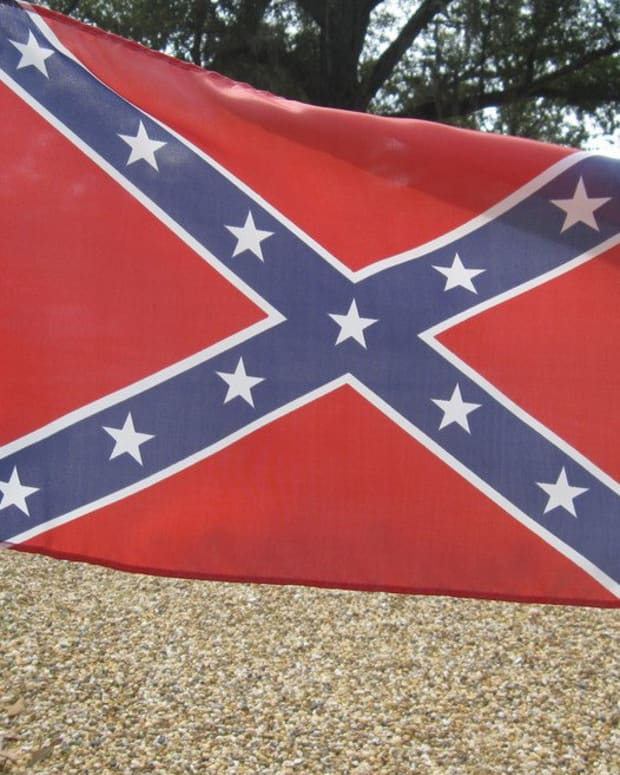 Complaint Calls For Confederate Flag To Be Taken Down Promo Image