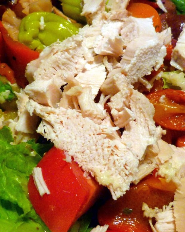 Woman Sues Costco For Illness From Chicken Salad (Photos) Promo Image