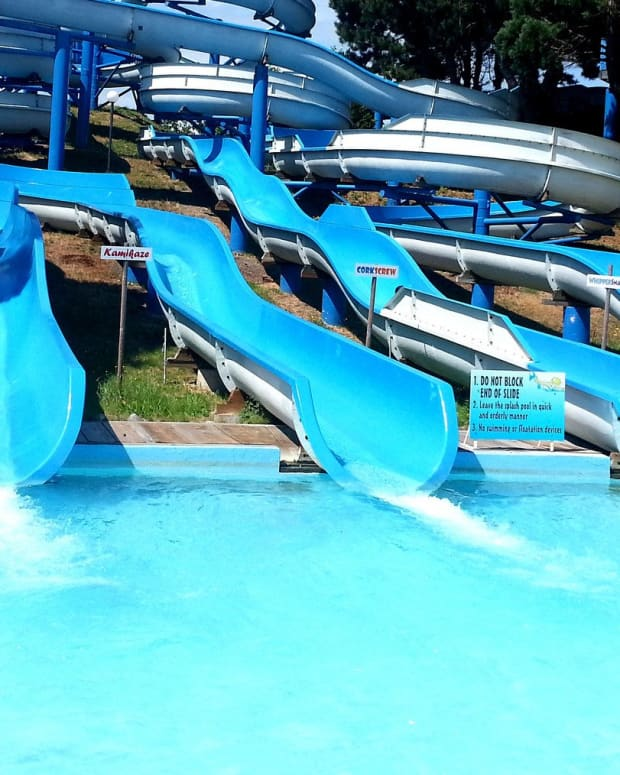 Mom: Diabetic Daughter Not Allowed On Waterslide (Photo) Promo Image