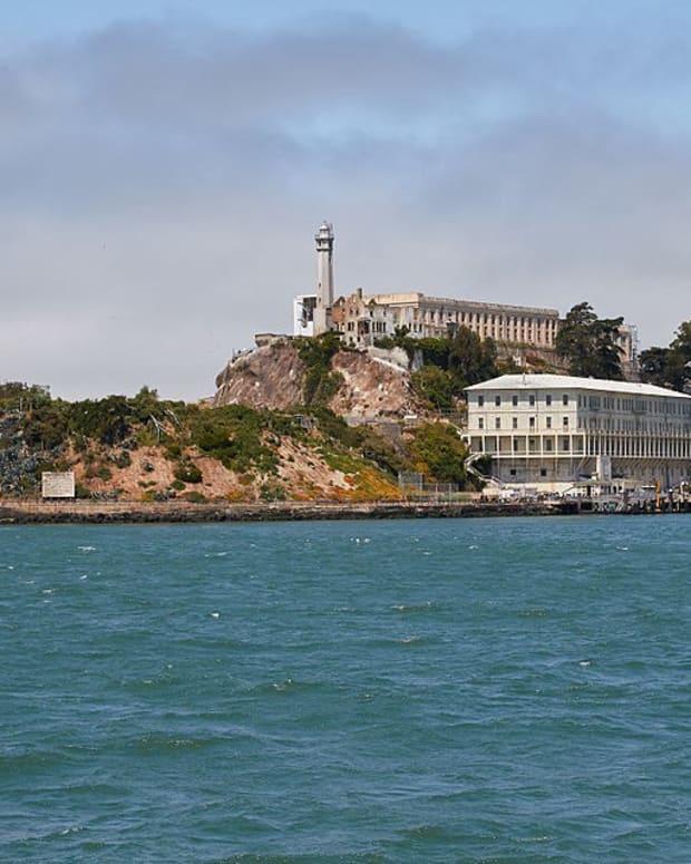 Kaepernick Visits Native Americans On Alcatraz Island Promo Image