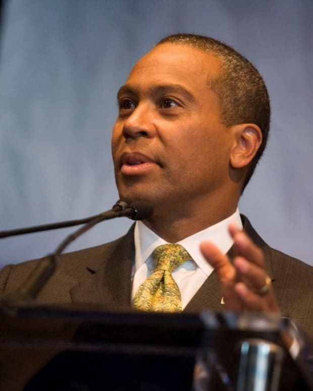 Obama Wants Deval Patrick To Run For President In 2020 Promo Image
