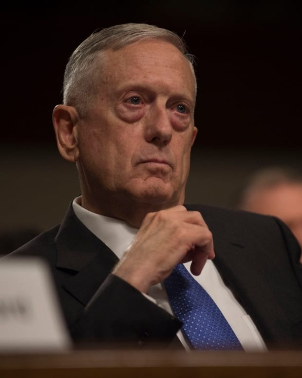 Mattis Announces Review Of Transgender Military Ban Promo Image