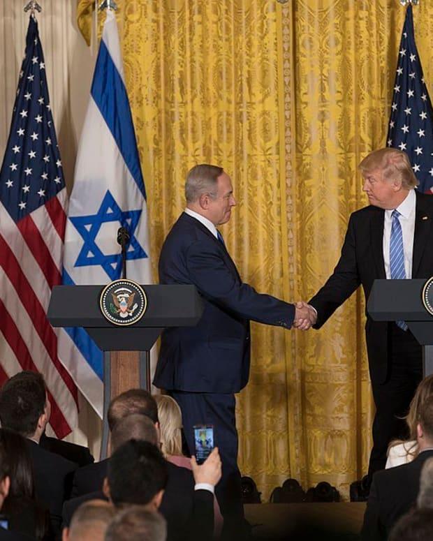 Netanyahu Praises Trump's UN Speech Promo Image