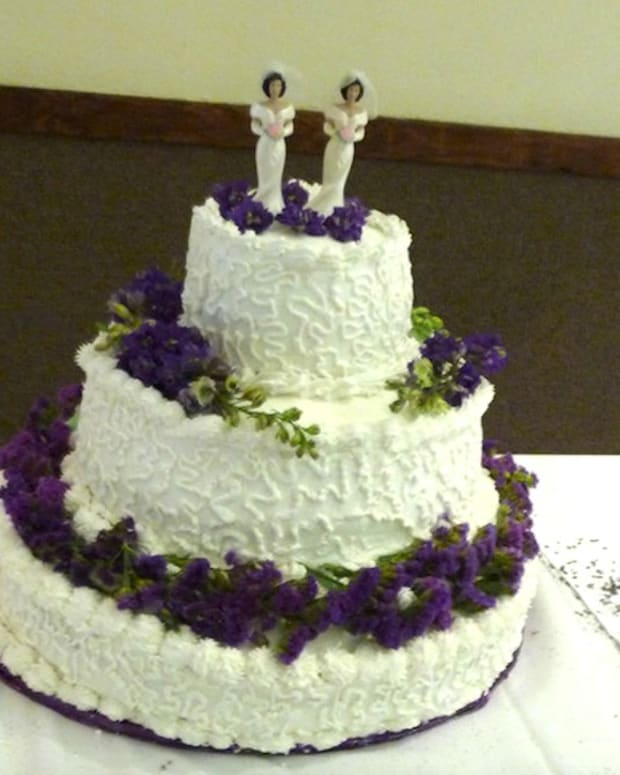 Christian Baker: Threats For Refusing Gay Wedding Cakes Promo Image