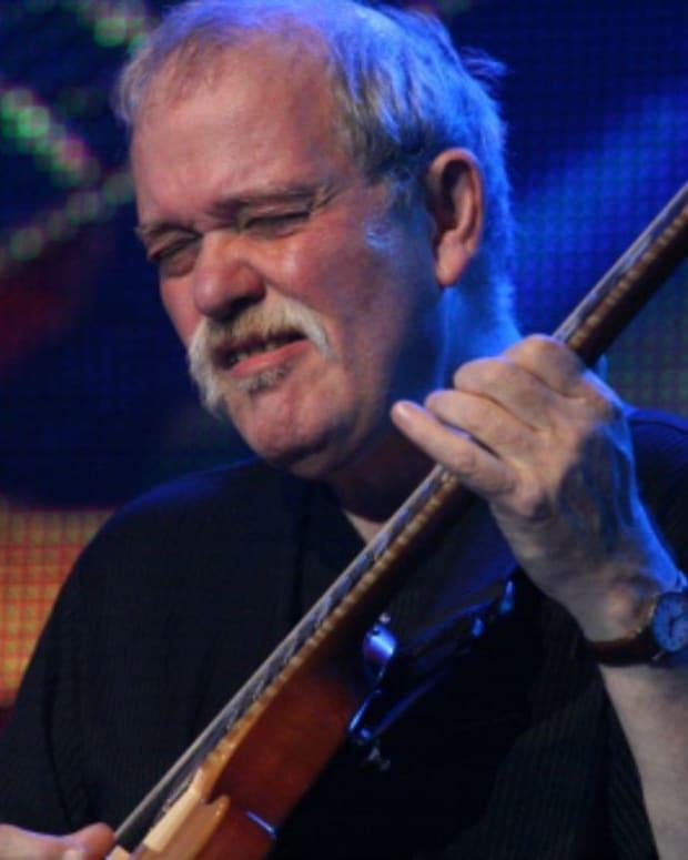 Jazz Guitarist John Abercrombie Dead At 72 (Photo) Promo Image