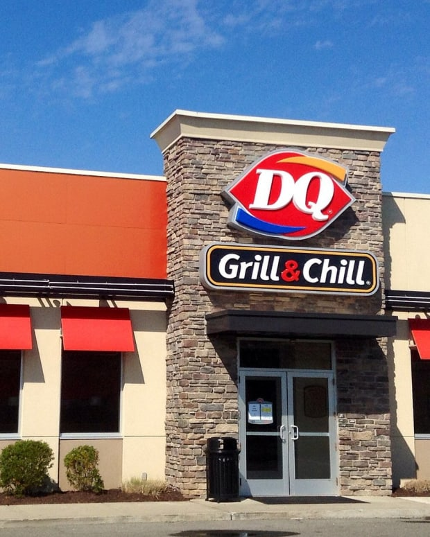 Sign At Dairy Queen Sparks Outrage (Photos) Promo Image