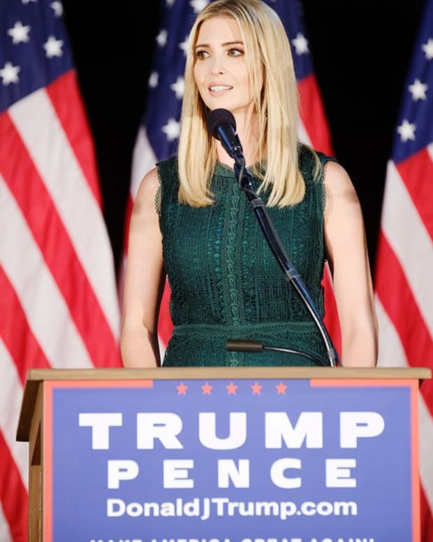 Photo Of Ivanka Trump Sparks Debate (Photo) Promo Image