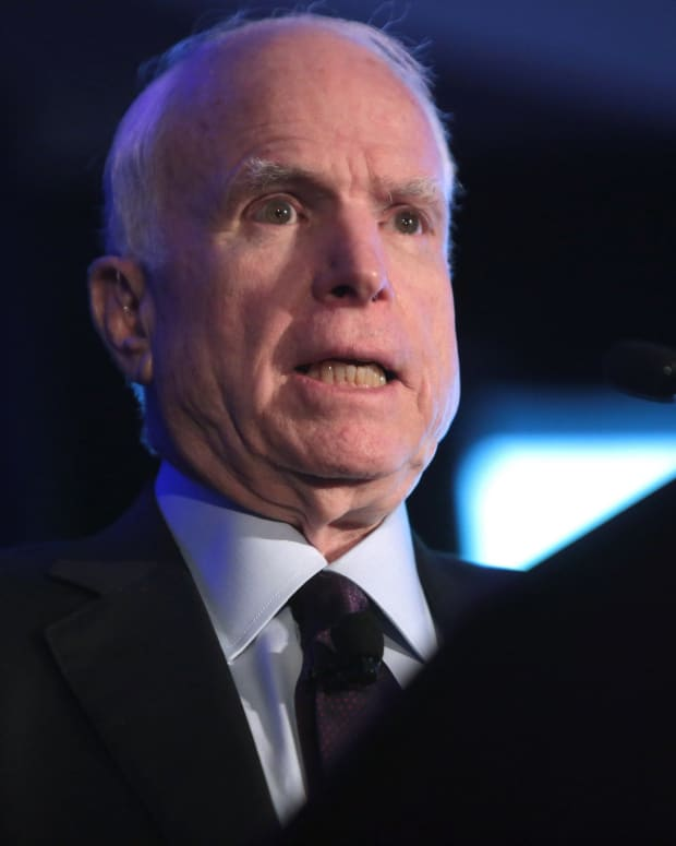 McCain: Return Control Of Elections To The People Promo Image