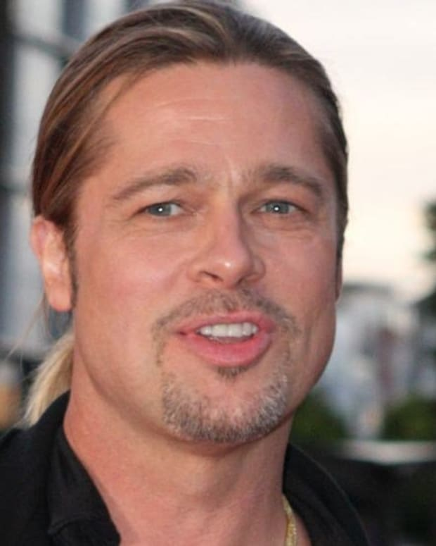 Twins Spend Thousands To Look Like Brad Pitt (Photos) Promo Image