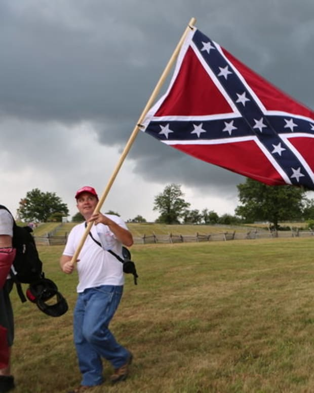 Removal Of Confederate Monuments Spurs Backlash Promo Image