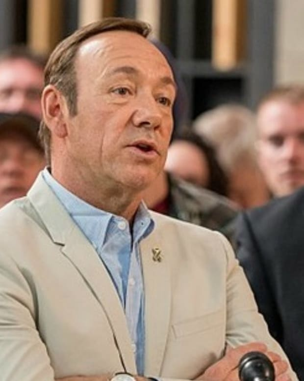 Expert: Kevin Spacey Could Be Jailed For Three Years Promo Image