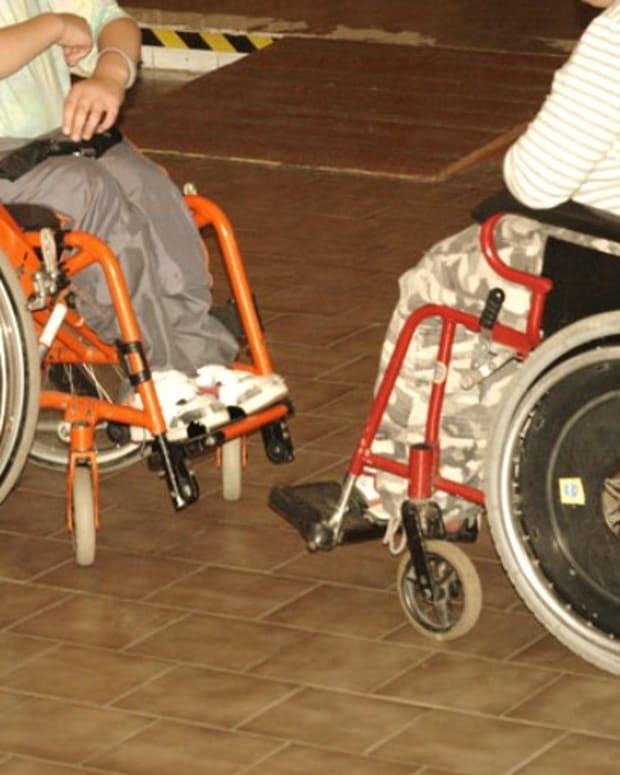 Millions Of Disabled Kids Lose Coverage Under GOP Plan Promo Image