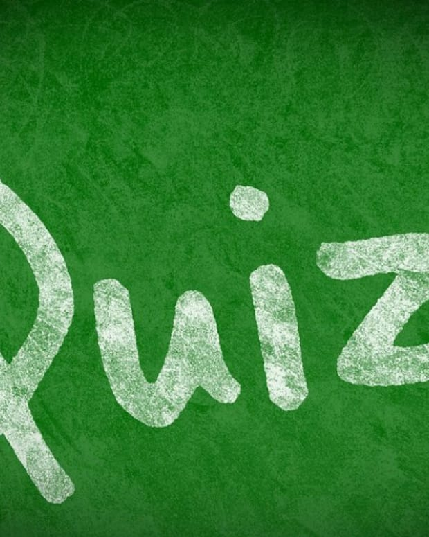 'Inappropriate' School Quiz Outrages Parents (Photos) Promo Image