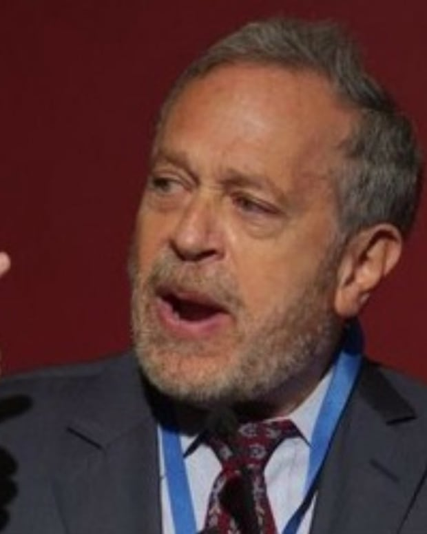 Robert Reich Lays Out Case For Impeaching Trump Promo Image