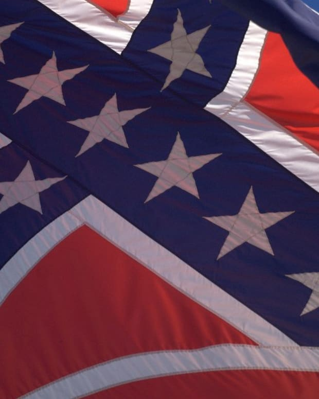 Judge Threatened For Removing Mississippi Flag Promo Image
