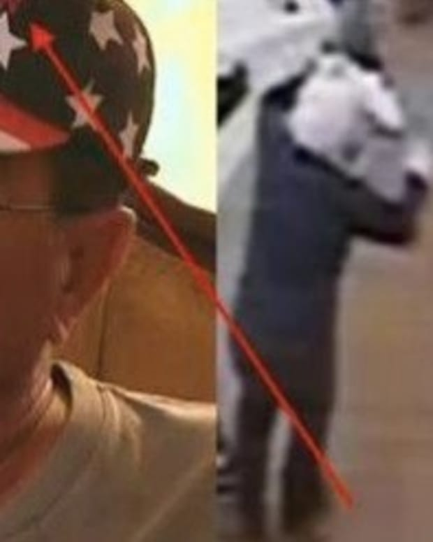 Vet Violently Attacked Because He Was Wearing This Hat Promo Image