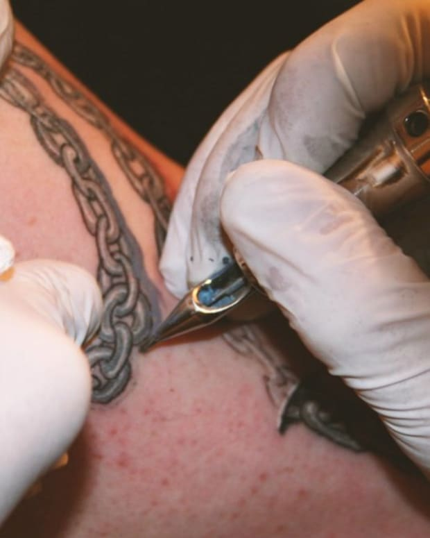 Tattoos: Innocent Fashion Or Sign Of Danger? Promo Image