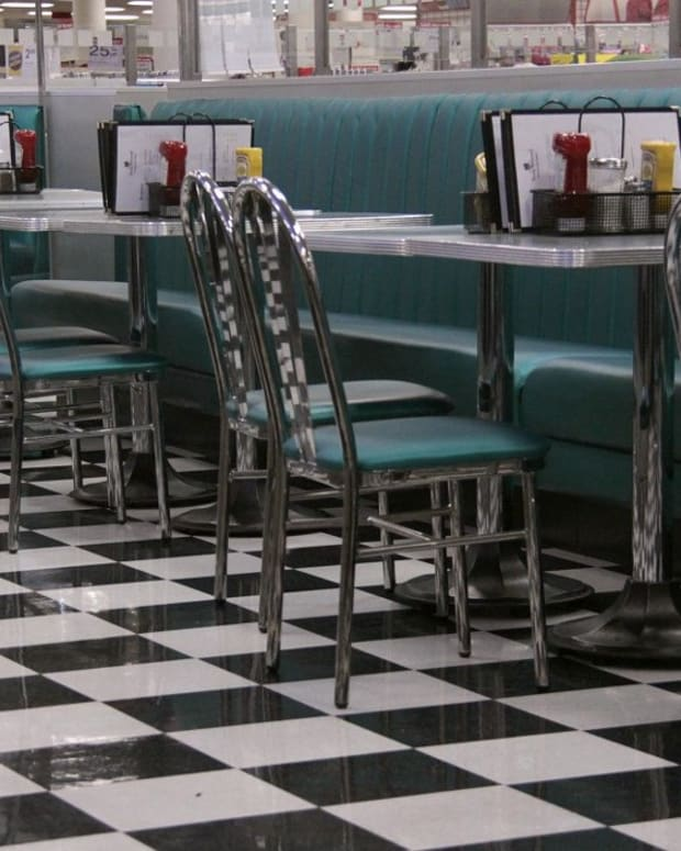 Diner Charges Extra For Teens Promo Image