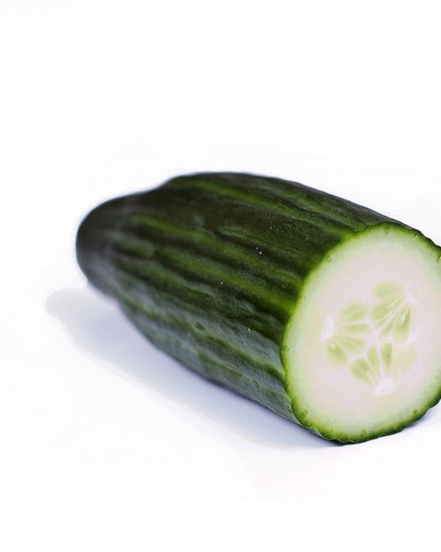 Doctor Warns Not To Use Cucumbers To Clean Vaginas Promo Image