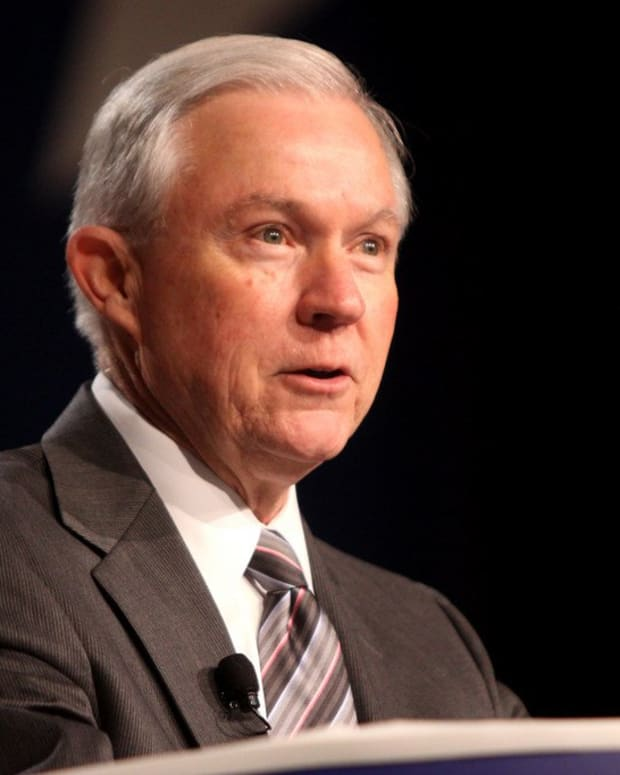Sessions Might Appoint Special Counsel Against Clinton Promo Image