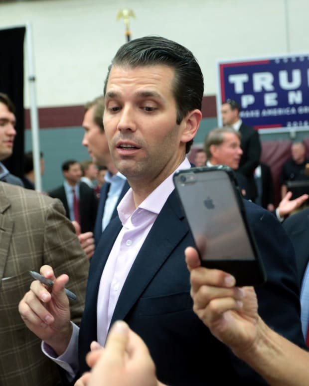 Watergate Lawyer: Trump Jr.'s Meeting Was 'Collusion' Promo Image