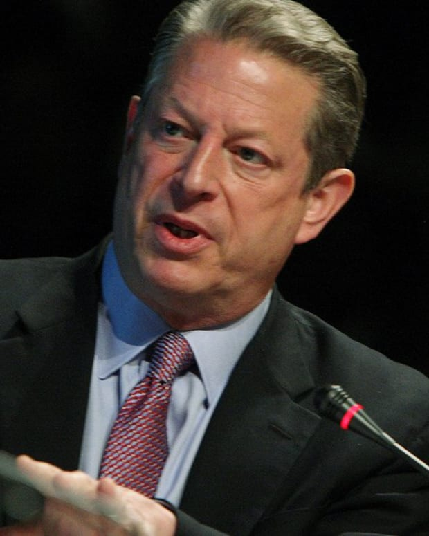 Al Gore To Trump: 'Resign' Promo Image