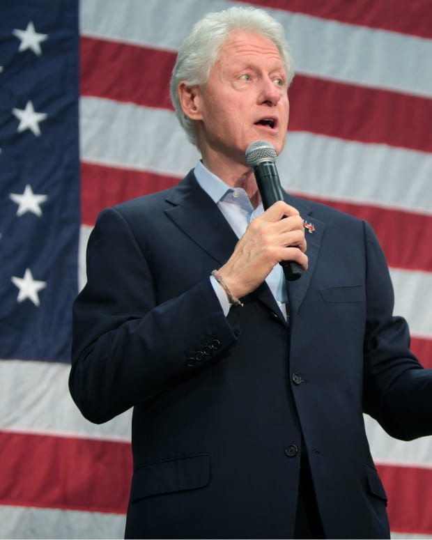 Report: Four Women Accuse Bill Clinton Of Sexual Assault Promo Image