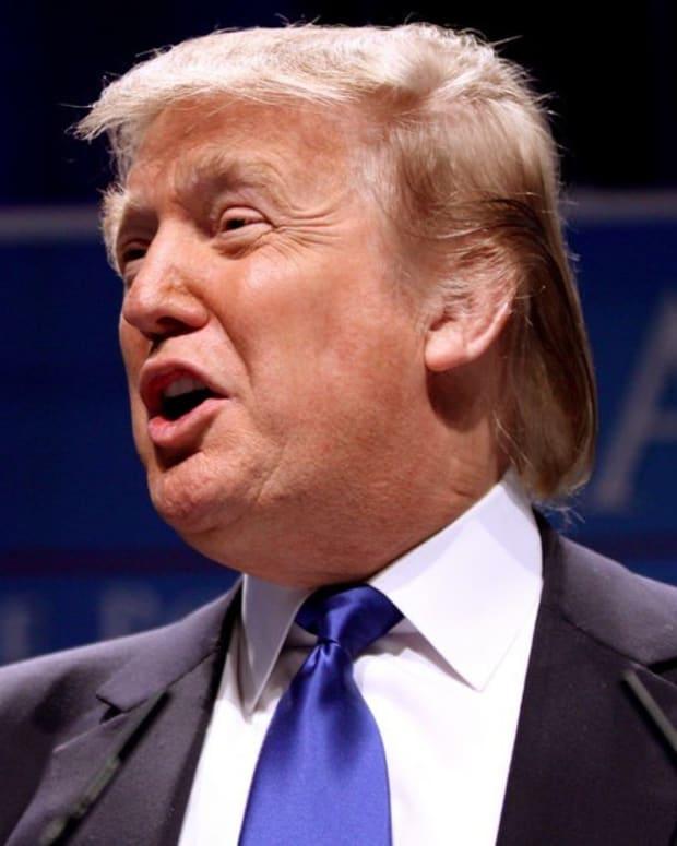 Trump Invokes Immunity In 'Apprentice' Lawsuit (Photos) Promo Image