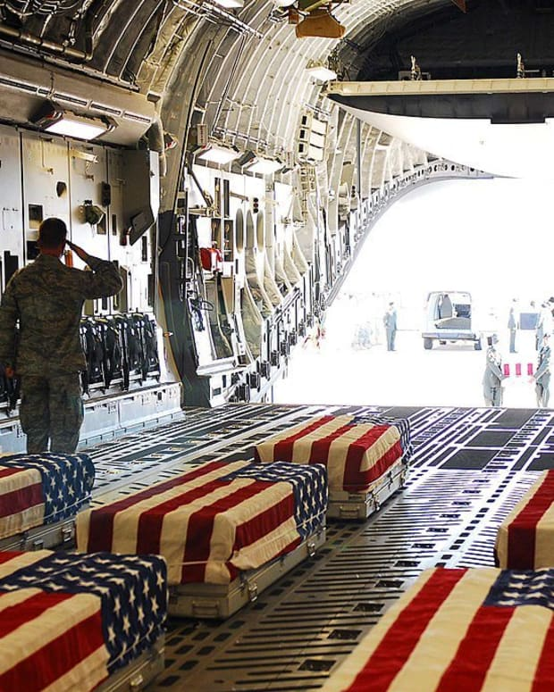 Fund For Slain US Soldier's Kids Raises $400,000 (Photos) Promo Image
