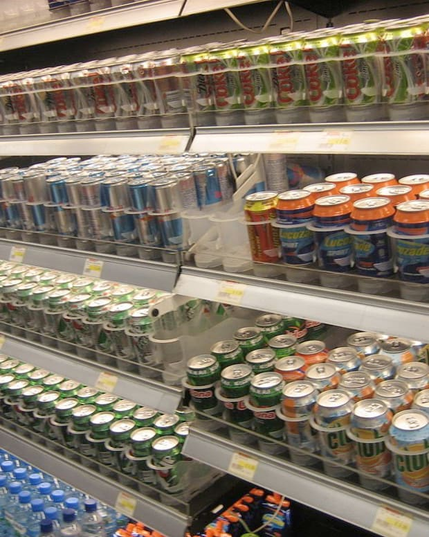 Florida May Ban Purchasing Of Soda With Food Stamps Promo Image