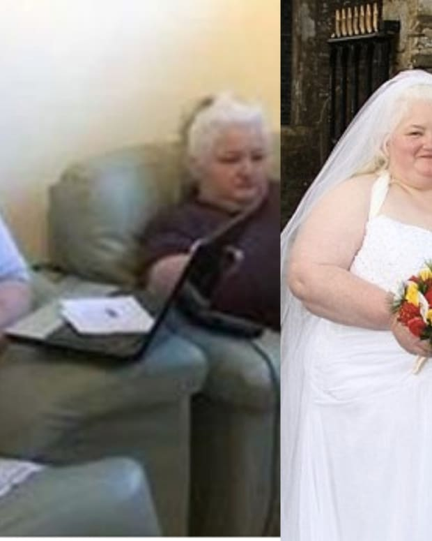 Here's How Much This Couple Who Refuses To Lose Weight Gets In Government Benefits Promo Image