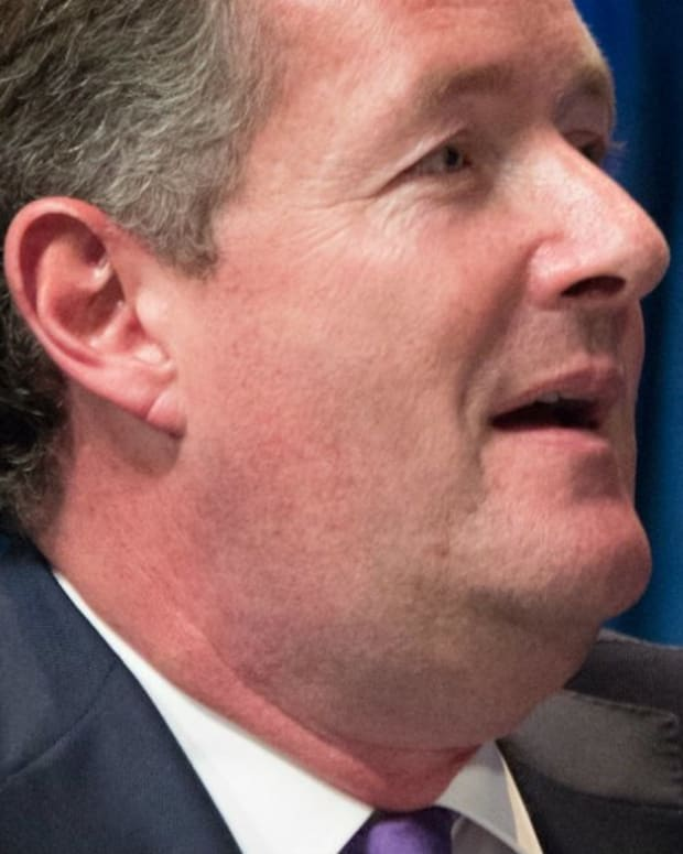 Piers Morgan Credits Viewer For Saving His Life  Promo Image