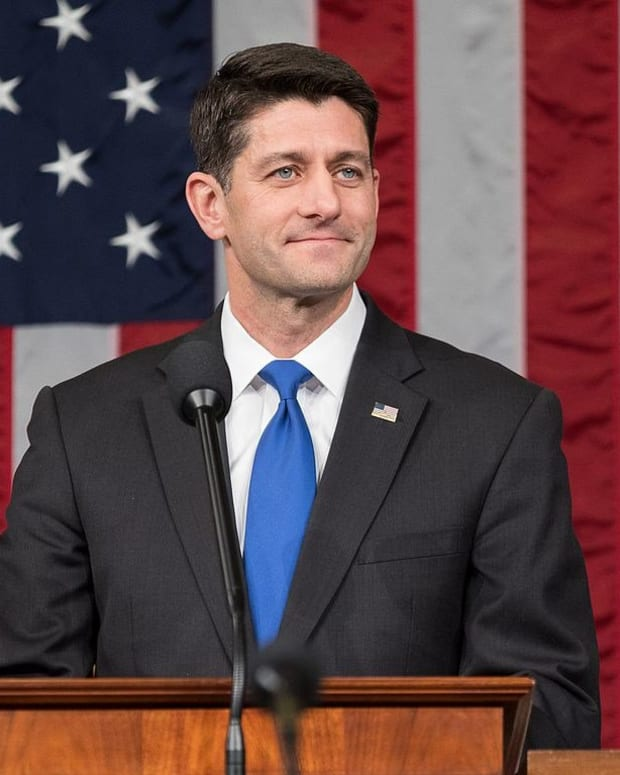 Conservative Republicans Discuss Ousting Ryan Promo Image