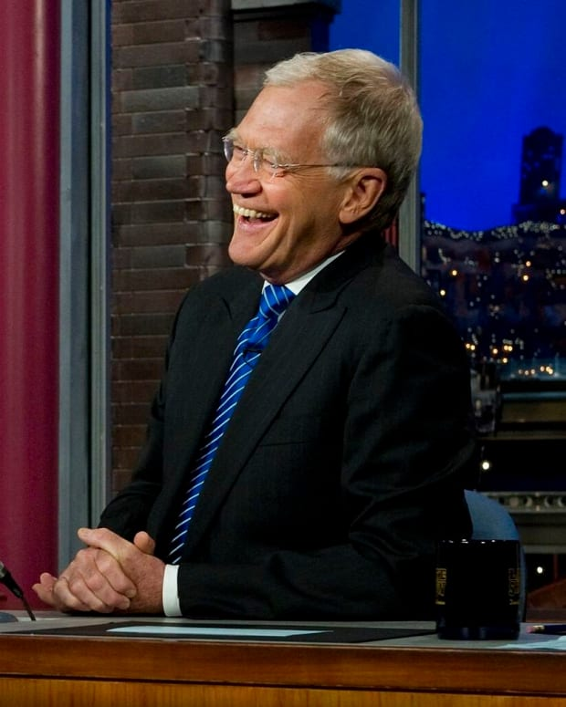 Letterman Wants Trump To Go Promo Image