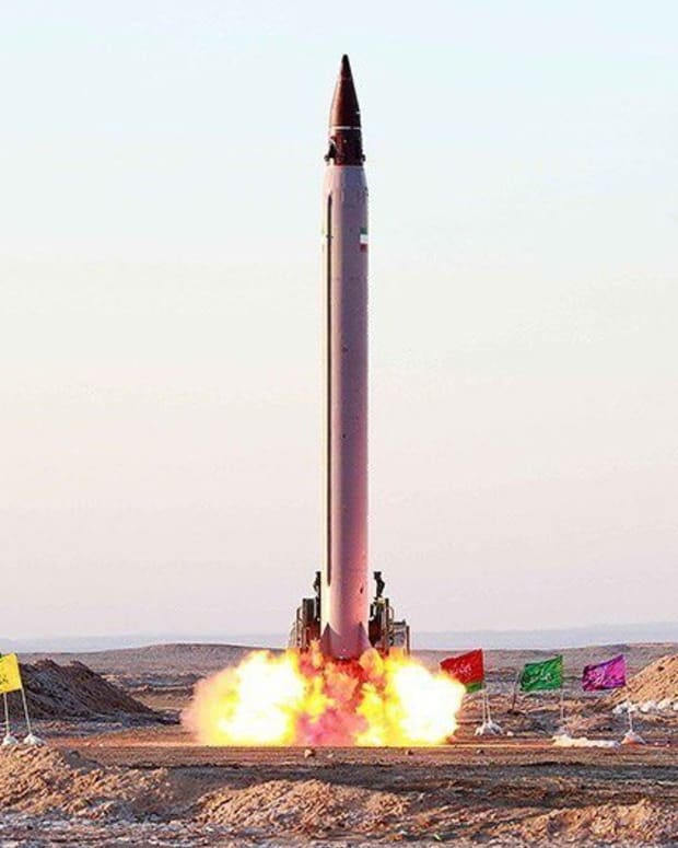North Korea Launches Missile Over Northern Japan Promo Image