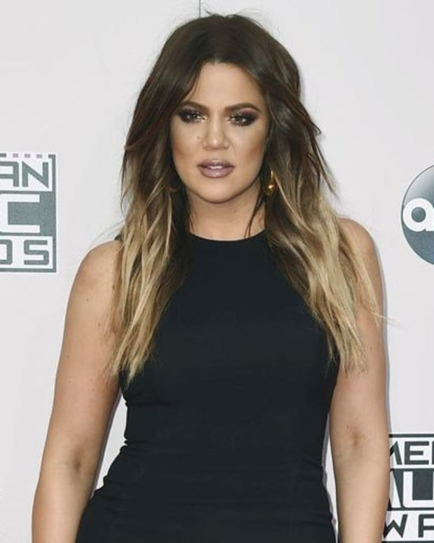 Khloe Kardashian Accused Of Hiding Baby Bump (Photos) Promo Image